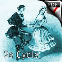 Polka Belle Epoque - Orchestre d'Harmonie - PIZON P.