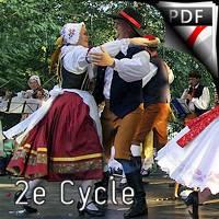 Polka des battadies - Orchestre d'Harmonie - PIZON P.