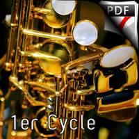 Prélude - Quatuor de Saxophones - ALBENIZ I.