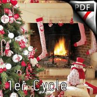 Premier Noël - Ensemble à Géométrie Variable - TRADITIONNEL ANGLAIS