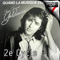Quand la musique est bonne - Ensemble à Géométrie Variable - GOLDMAN J.J.