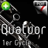 Sarabande - Quatuor de Clarinettes - HAENDEL G. F.