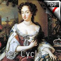 Queen's funeral march - Ensemble Variable - PURCELL H.