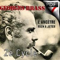 Rien à jeter - Quatuor de Clarinettes - BRASSENS G.