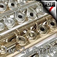 Rondeau - Ensemble de Flûtes - TRADITIONNEL