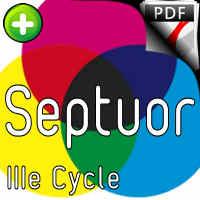 Irisation (3 Mvt) - Septuor - KUNTZMANN S.