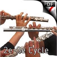 Sonate en Do Majeur - Trio de flûtes - DONIZETTI G.
