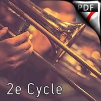 Sonate pour Trombone - Trombone & Orgue - PIZON P.