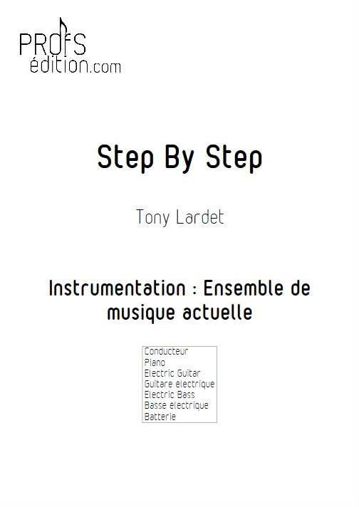 Step By Step - Musique Actuelle - LARDET T. - front page
