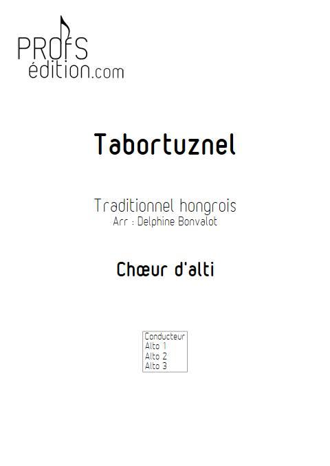 Tabortuznel - Chœur d'Alti - Traditionnel Hongrois - front page