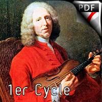 Tambourin - Ensemble variable - RAMEAU J. P.