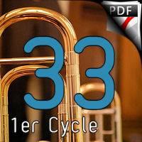 Trio à trois temps - Trio de Trombones - VEYS A.