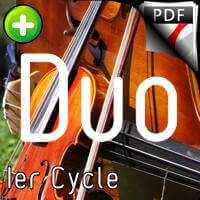 Voi che sapete - Duo Violon Violoncelle - BIZET G.