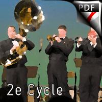 When the saints -Ensemble à Géométrie Variable - BLACK J. M.