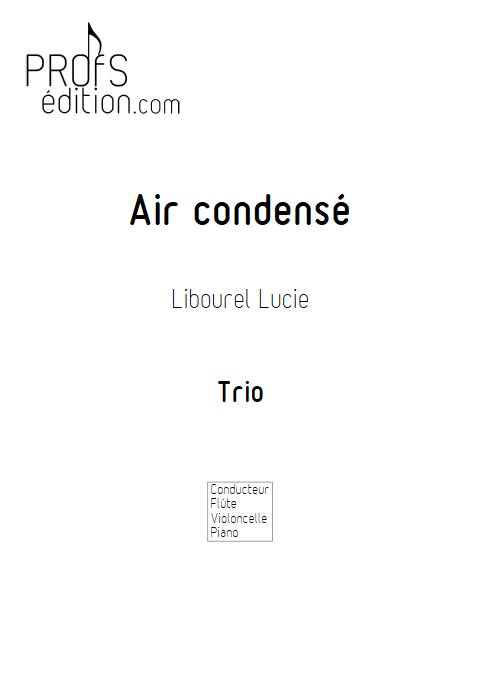 Air condensé - Trio - LIBOUREL L. - front page