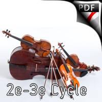 Onze cailles - Quatuor à Cordes - PLOQUIN E.