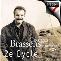 Les copains d'abord - Duo de Saxophones - BRASSENS G.
