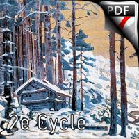 Chanson de Solveig (Peer Gynt) - Clarinette et Piano - GRIEG E.