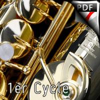 Choral de Saint Antoine - Quintette de Saxophones - HAYDN J.