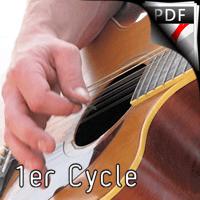Mie de Pain Blues - Duo de Guitares - BOULET H.