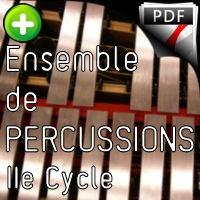 Laideronnette - Ensemble Percussions - RAVEL M.
