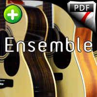 Mari Domingui - Ensemble Guitares - GUITARD J.