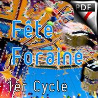 Fête Foraine - Orchestre d'Harmonie - FRELAT G.