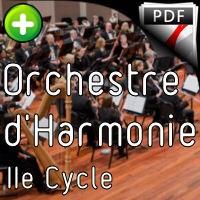 La marche funèbre de la Marionette - Orchestre Harmonie - GOUNOD C.