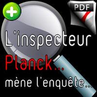 L'inspecteur Planck mène l'enquête - Chœur seul - SCHMELTZ J.
