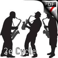 La Bamba - Trio de Saxophones - Traditionnel Mexicain