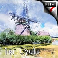 Les moulins de mon coeur - Quatuor de Clarinettes - LEGRAND M.