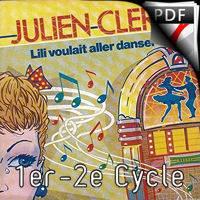 Lili voulait aller danser - Ensemble de Saxophones - CLERC J.