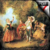 Concert VI - Menuet I & II - Sextuor à Cordes - RAMEAU Jean-Philippe