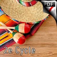 Mexican Hat Dance (Jarabe Tapatio) - Ensemble de Saxophones - RUBIO J. G.