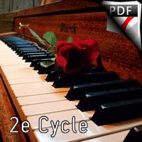 Plaisir d'Amour - Piano & Voix - MARTINI J-P-E