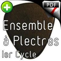 Canarios - Ensemble Plectres - SANZ G.