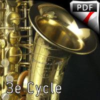 Carmen Suite - Quatuor de Saxophones - BIZET G.