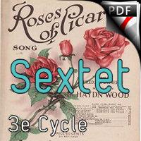 Les Roses de Picardie - Sextette Jazz - WOOD H.