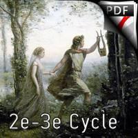 Scène des champs elysées - Quatuor de Clarinettes - GLUCK W.