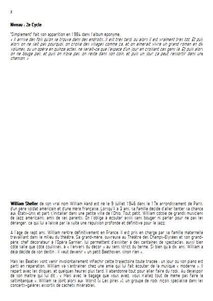 Simplement - Chant et Quintette à Cordes - SHELLER W. - Educationnal sheet