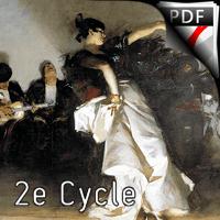 Suite Ancienne (Gavotte) - Quatuor de Saxophones - ALBENIZ I.