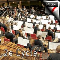 1ere Suite en Mib - Orchestre d'Harmonie - HOLST G.
