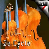 Petite suite pour cordes - 1er mvt - Orchestre à cordes - TALLE S.