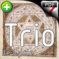 Istrad - Trio Clarinettes Piano - VAN DAM J. C.