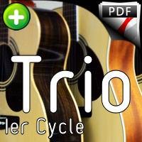 Les Liaisons Dangereuses - Trios Guitare - LE BARS D.