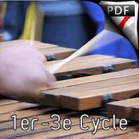 Xylo Kompa - Duo Percussions - BUREL D.